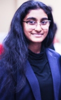 Suhani Ramchandra is the lead instructor for the Alice Workshop for Girls 2020